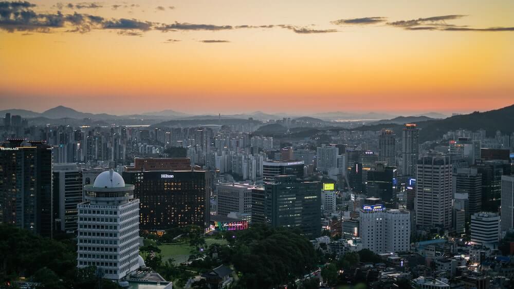 Gestion du COVID-19 par la Corée du Sud