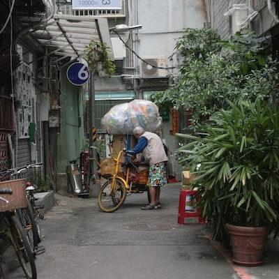 Transport à vélo | Taïwan | Collectif Eco-Solidaire Corée Taïwan