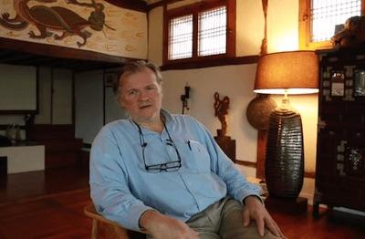 Interview François Amblard   Collectif Eco-solidaire Corée Taïwan