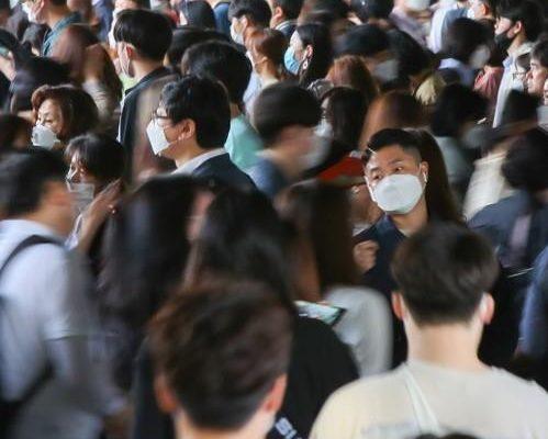 Personnes portant des masques | COVID-19 Corée du sud | Collectif Eco-solidaire