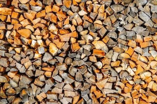 Bois coupé | Energies Renouvelables | Collectif Eco-Solidaire Corée Taïwan