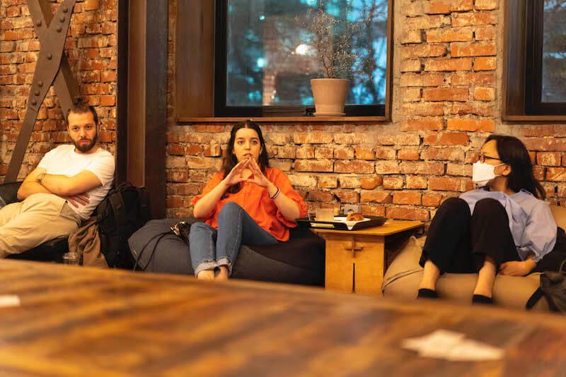 Café-citoyen énergies renouvelables   Collectof Eco-Solidaire Corée Taïwan
