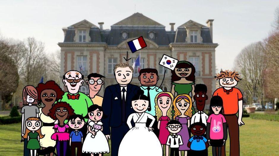 Una famille sans frontières