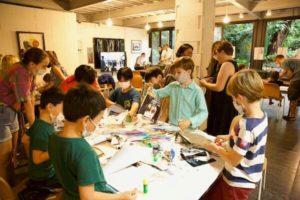 Bouquinerie solidaire Séoul | Collectif Eco-Solidaire Corée Taïwan