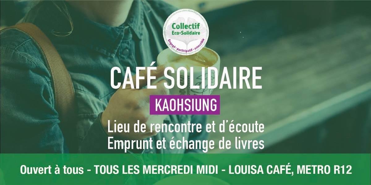 Kaoshiung - Café Solidaire