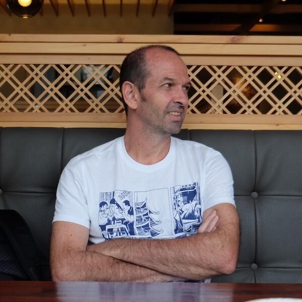 Pascal Belmas | Ciné-club du Collectif