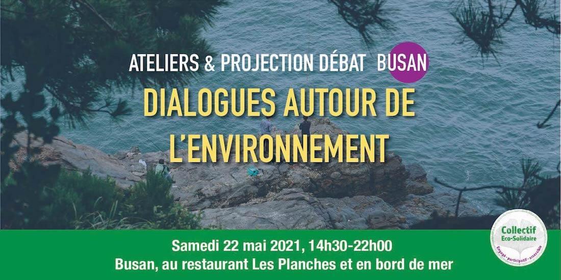 Busan : Dialogues autour de l'environnement