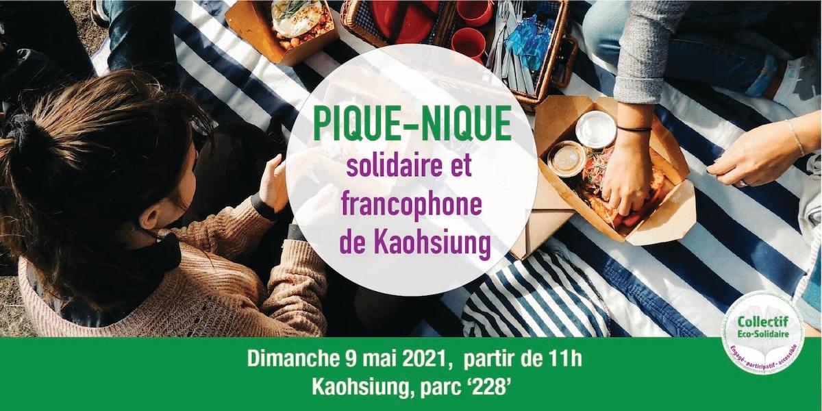 Kaohsiung - Pique-nique francophone